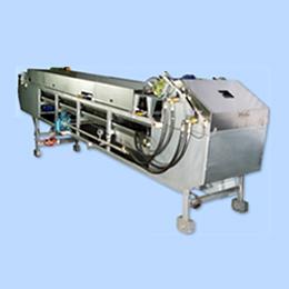 冷卻鋼帶輸送製片機