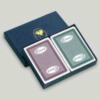 Casino quality 100% plastic playing cards