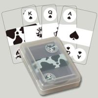 透明扑克牌