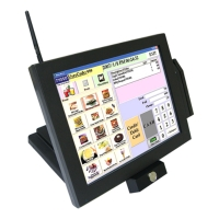 Fanless POS System
