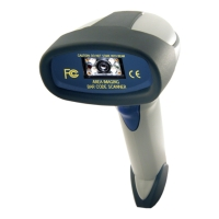 Two Dimensional Barcode Scanner