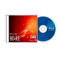 BDRE 25GB Media Profile 1X-2X