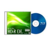 BDR DL 50GB Media Profile 1X~8X