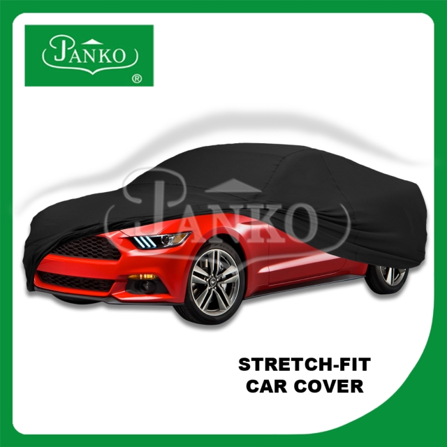 STRETCH-FIT CAR COVER