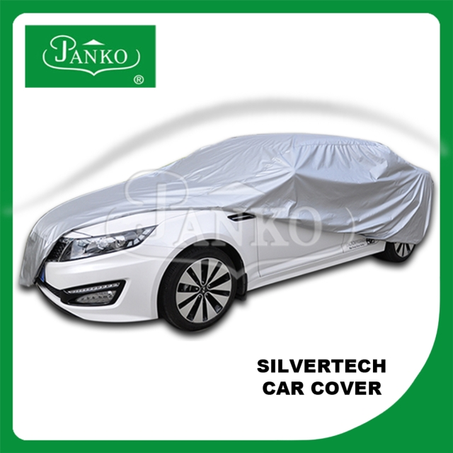 SILVERTECH CAR COVER