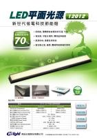 12012 超薄平面照明燈具