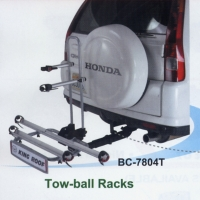 Tow-ball Racks