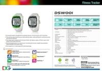 Fitness tracker/ watch - DSW001