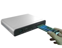Car-use DVB-T Diversity Receiver with CI pay-TV reception