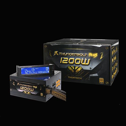 Thunderbolt PLUS Series ━ 80 PLUS Gold