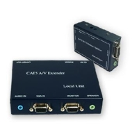CAT5 AV Single Extender Kit