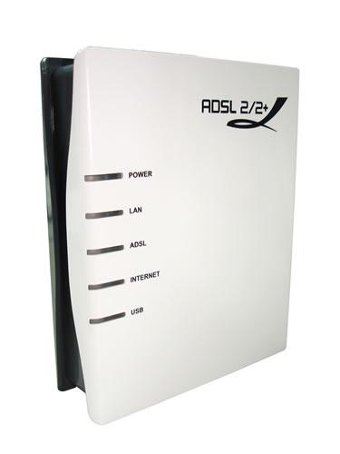 1埠ADSL2/2+路由器