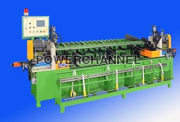 PMC Fully-Automatic Hydraulic BAR Double-Ends CHAMFERING MACHINES AC - 30 x 3000D