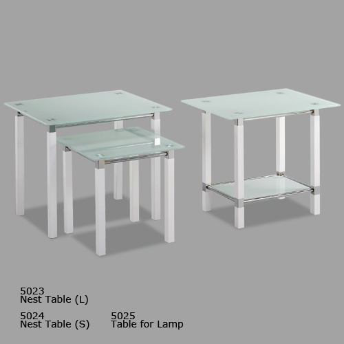 Nest Table (L) &  Nest Table (S)  &  Table for Lamp