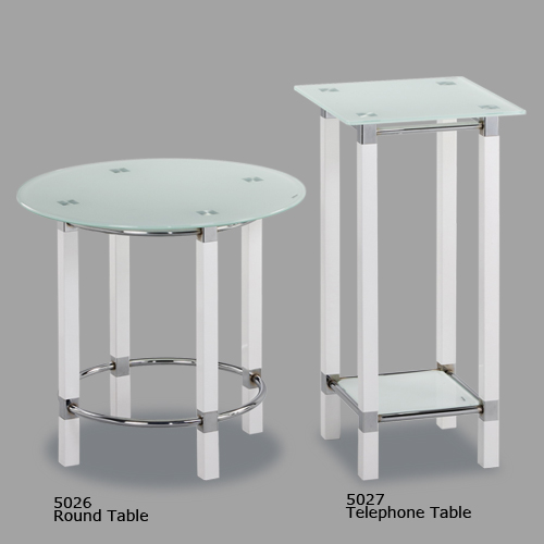 Round Table &  Telephone Table