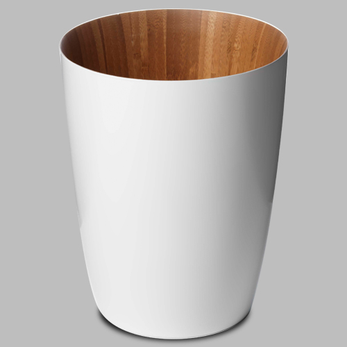 Bamboo Small Waste Tube