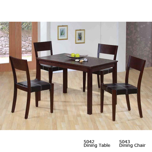 Dining Table & Dining Chair