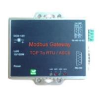 Modbus TCP轉RTU / ASCII伺服器