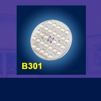 LED Bulb (designed for flat shade)