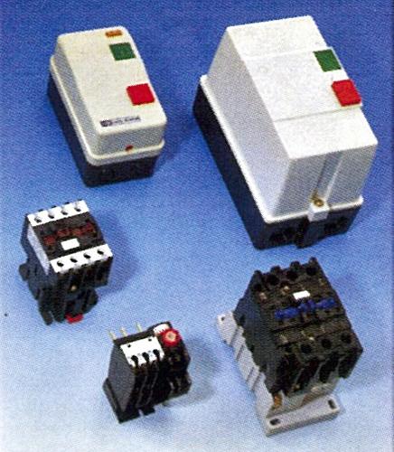 Magnetic Contactors & Motor Starters