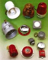Warning Lights, Siren, Buzzer & Bells
