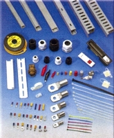Cable Ties, Wiring Ducts Terminals, Locks etc.,