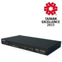 Cens.com ISS-7000 v2网路闸道伺服器 瀚霖科技股份有限公司