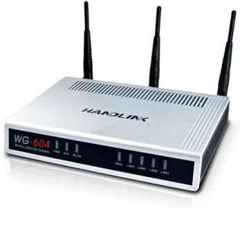 WG-604 Wireless Subscriber Gateway