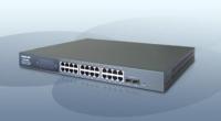PoE-2404 24-Port PoE L2 Managed Gigabit Ethernet Switch