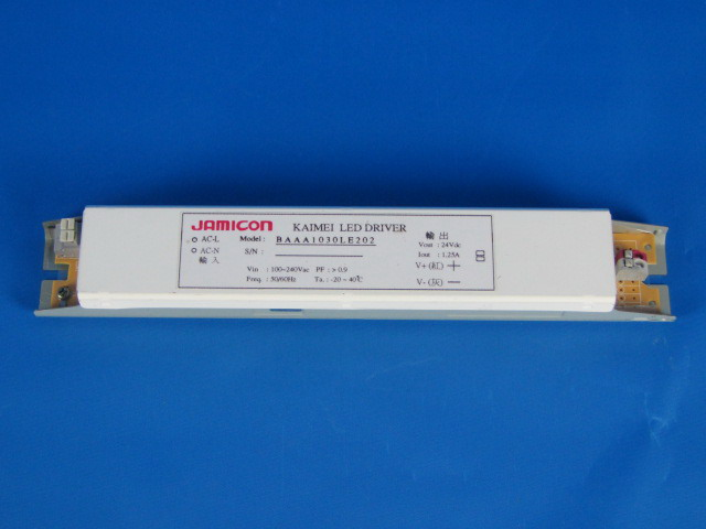 LED driver constant voltage 30-60 Watts