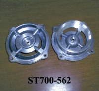 Cens.com Gravity Die-casting Aluminum Cover SUPER OVERSEAS INTERNATIONAL CO., LTD.