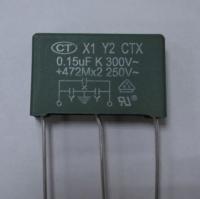X1Y2 Film Capacitors