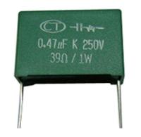 RC(Resistor - Capacitor) Capacitor