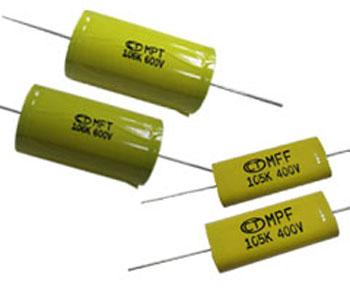 圓型,扁型MPT/MFT電容器