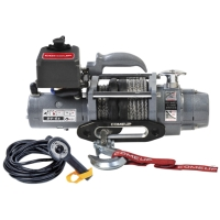 Self-recovery Winch