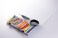 Heat shrink tube and assortment kit