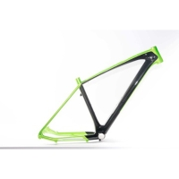 Cens.com 650B Carbon Fiber Mountain Bicycle Frame ELMER DEVELOPMENT & LOGISTICS CO., LTD.