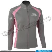1mm NSI Titanium Neoprene/Lycra Swim Jacket