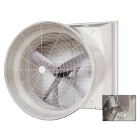 Aluminum-alloy 3-blade Fan