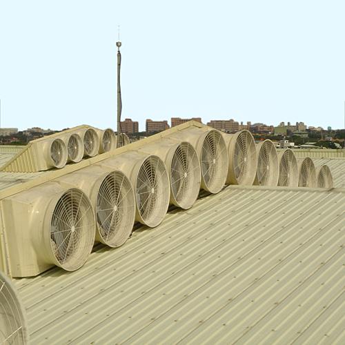 安装实例-屋顶安装
