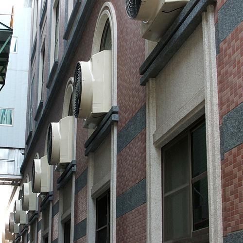 安装实例-墙面安装
