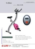 X型健身车