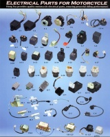 Electrical Parts for Motorcycle