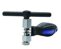Chain rivet extractor