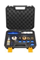车架头管口径及端面铣平工具套装 铣中轴螺纹及切端面工具套装.