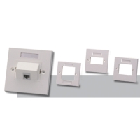 Flush Mounted Wall Plates (UK)