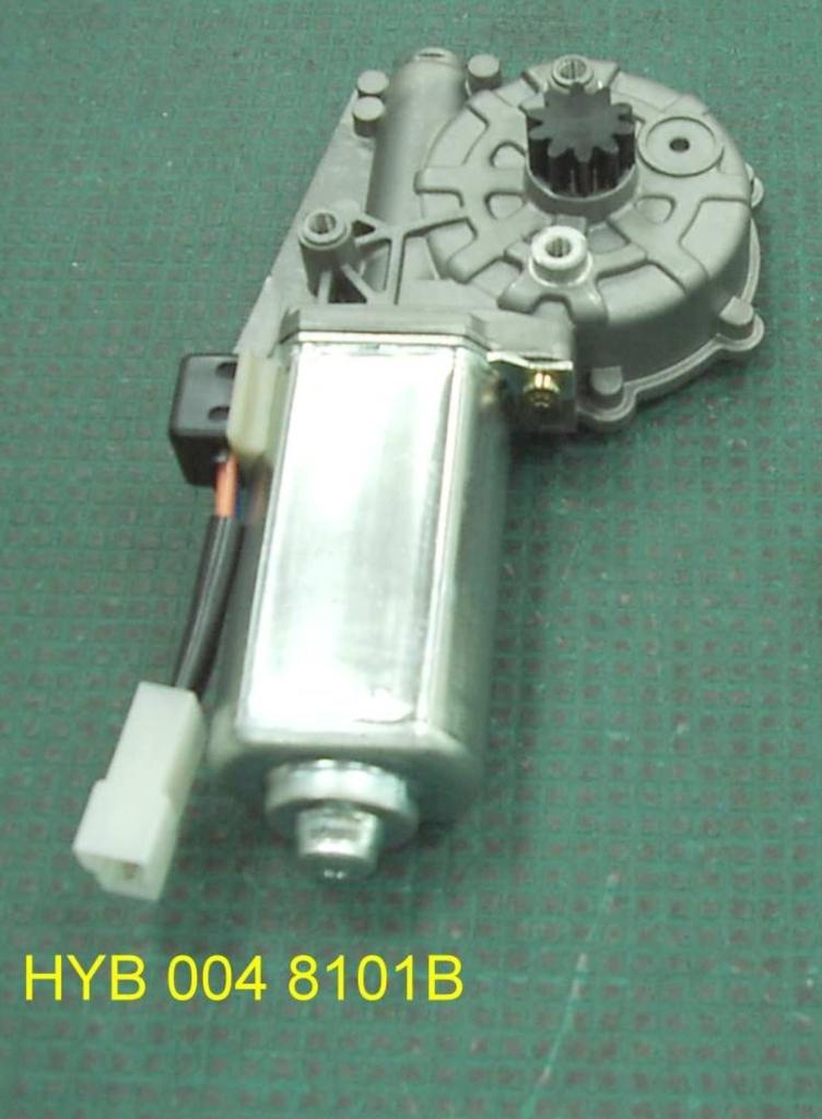 Scania 112/113 Window Motor FL