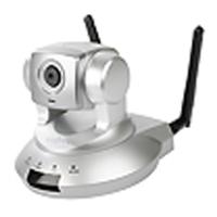 Indoor Motorized Pan & Tilt Network Camera