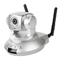 Indoor Motorized Pan & Tilt Network Camera