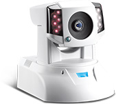 TN920旋轉式網路攝影機
